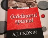 Grădinarul spaniol – A. J. Cronin