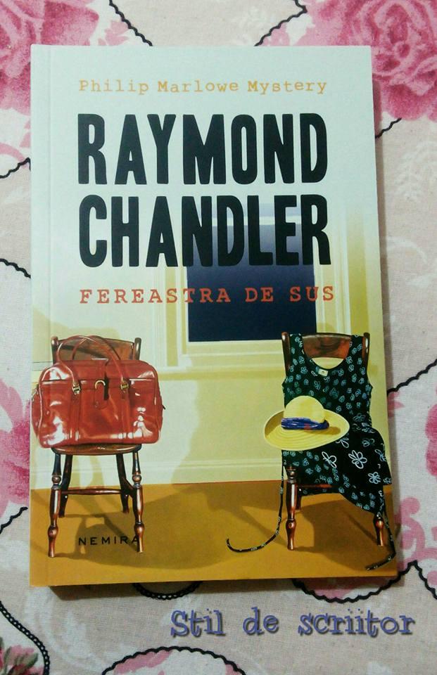 Fereastra de sus – Raymond Chandler