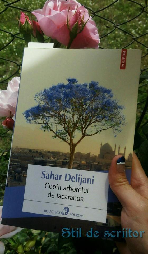 Copiii arborelui de jacaranda – Sahar Delijani