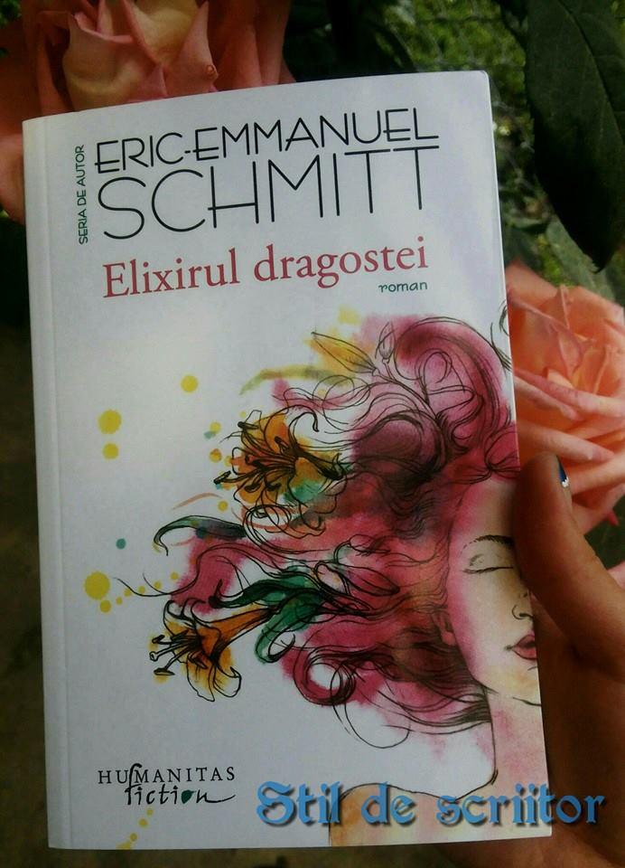 Elixirul dragostei –  Eric-Emmanuel Schmitt