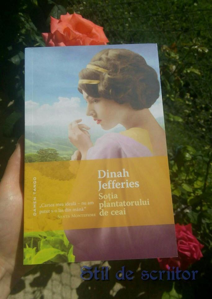 Soția plantatorului de ceai – Dinah Jefferies