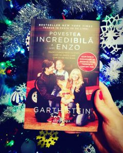 Povestea incredibilă a lui Enzo – Garth Stein